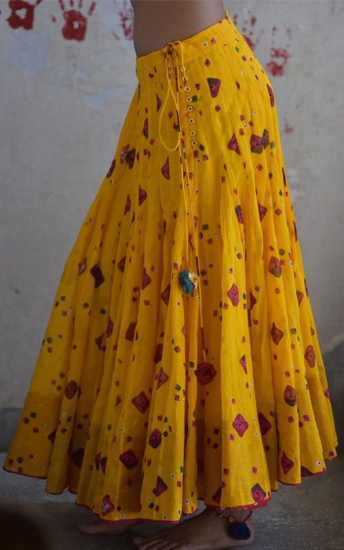 Skirts & Ghaghras