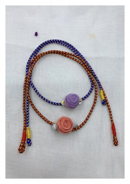 Prem Handmade Rakhi Set of 2