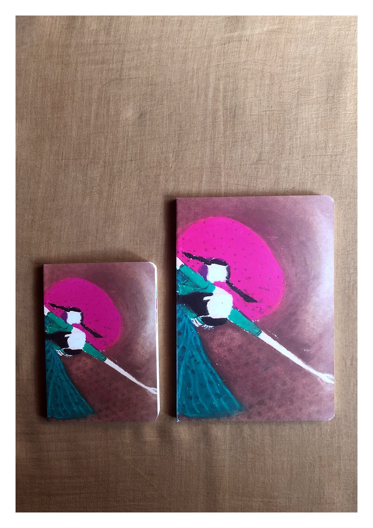 Be Danced Notebooks - Set of 2