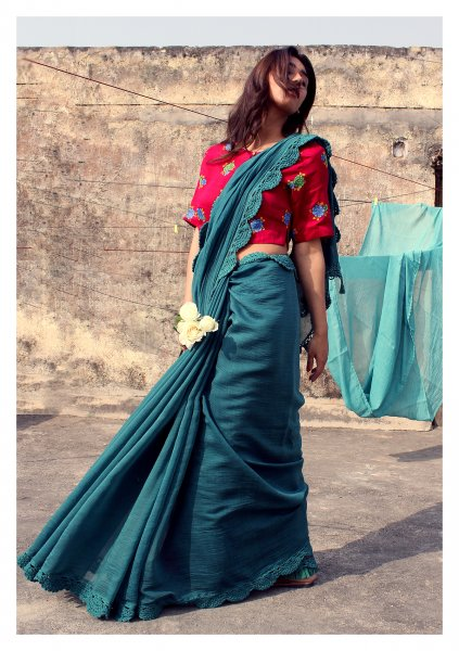 Chambal Cotton Saree