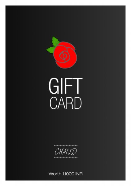 Chand Gift Card