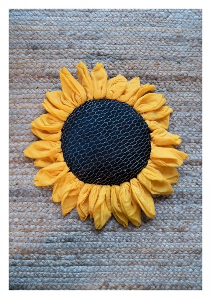 Malone Sunflower Cushion