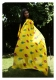 Kuja Yellow Cotton Chintz Dupatta
