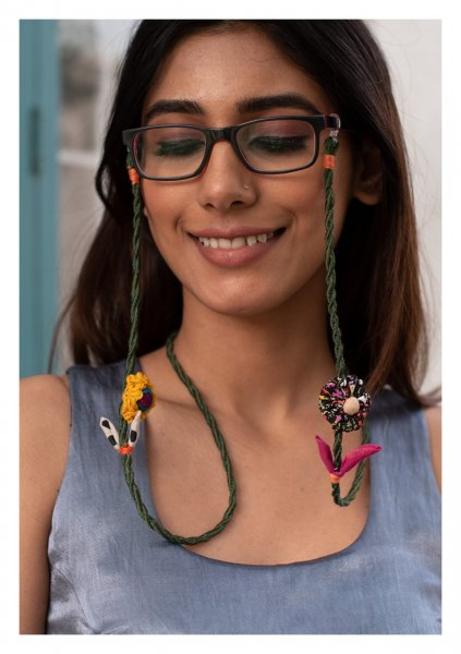 Tubba Handmade Eye Wear Chain