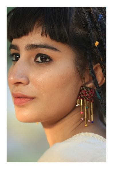 Hawa Udi Magnet Earrings
