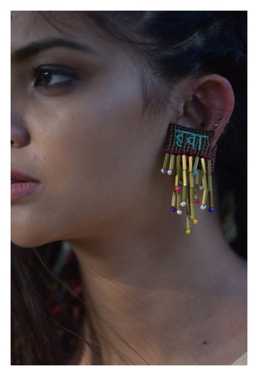 Wilderness Magnet Earrings