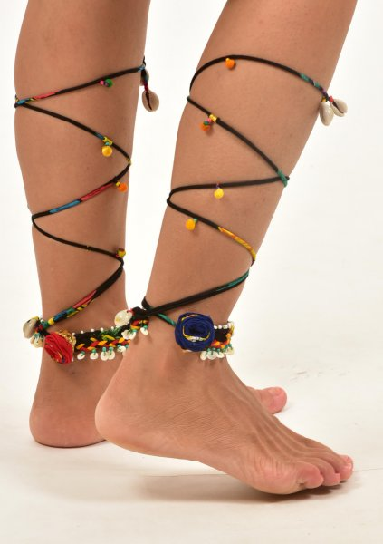 Manorama Handmade Anklet