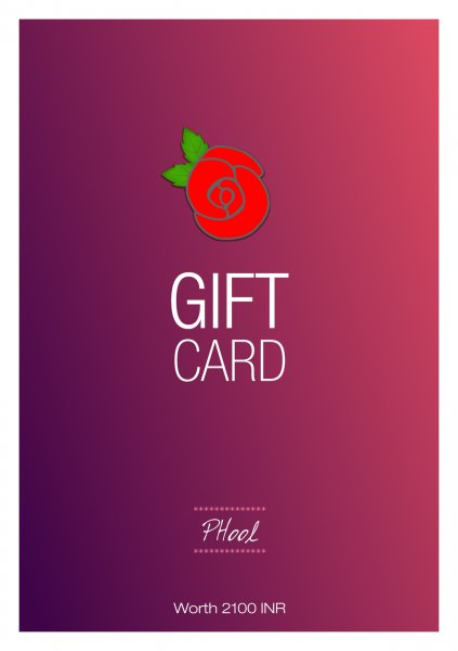 Phool Gift Card
