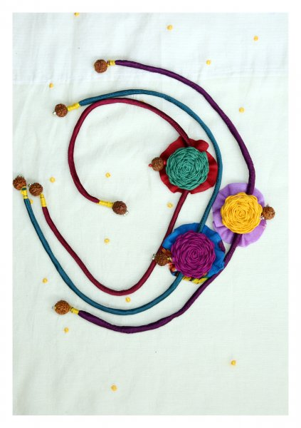 Kindness Rakhi Set of 3