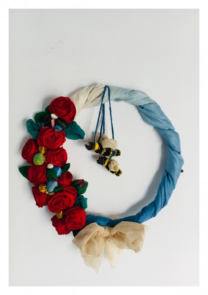 Bagiya Handmade Wreath