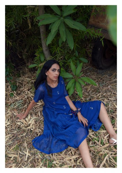 Heyday Blue Dress